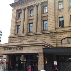 アデレード駅