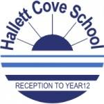 ハレット コーブ高校 ロゴ